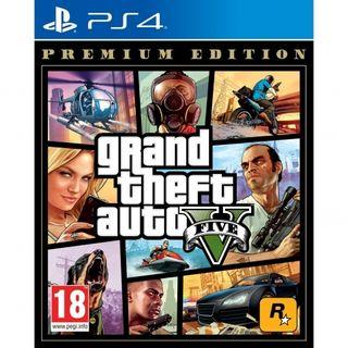 GTA V PS4 NUEVO.