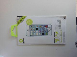 Protector de plastico iPhone 5c