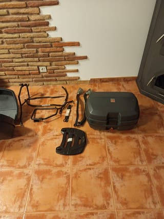 maletas laterales o top case givi xjr 1300
