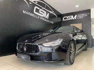 Maserati Ghibli 3.0 v6 diesel 275cv 2016