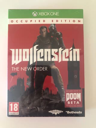 Wolfenstein The New Order Xbox One (Precintado)