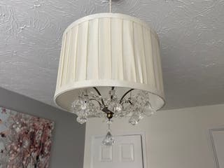 Cream Ceiling Shade