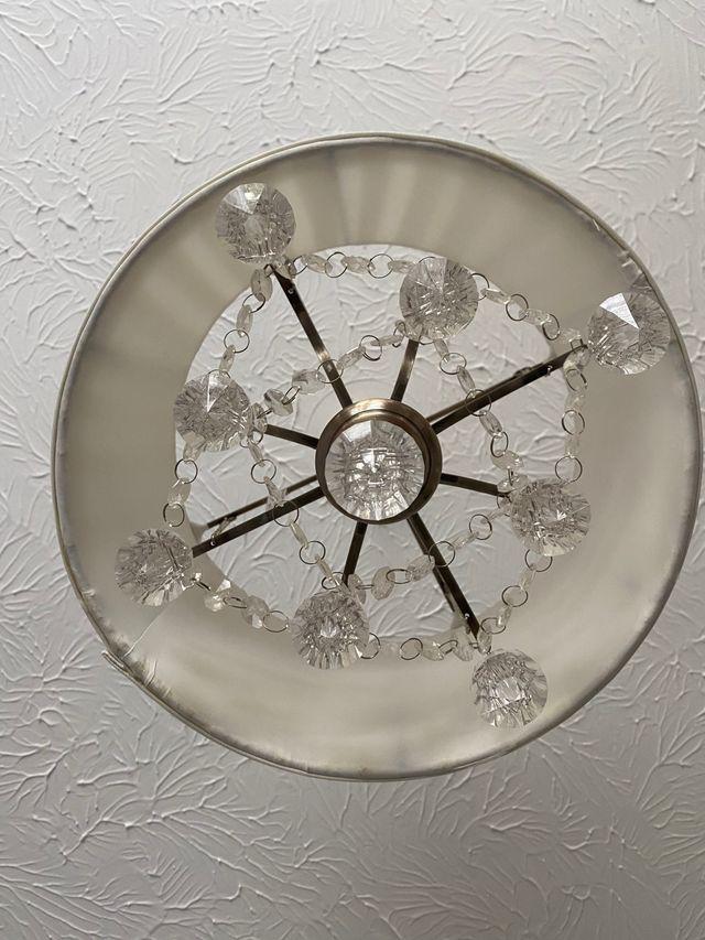 Cream Ceiling Shade