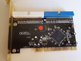 Tarjeta controladora RAID 2x Ata PCI