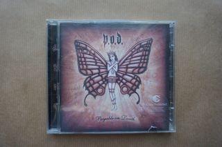 """Album P.O.D. """"Payable on Death"""" (CD+Bonus DVD)"""