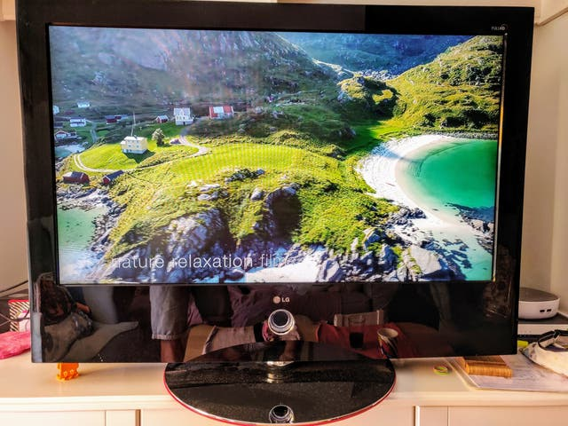 "TELEVISIÓN LG, LCD 37"""