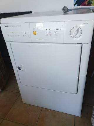 secadora zanussi