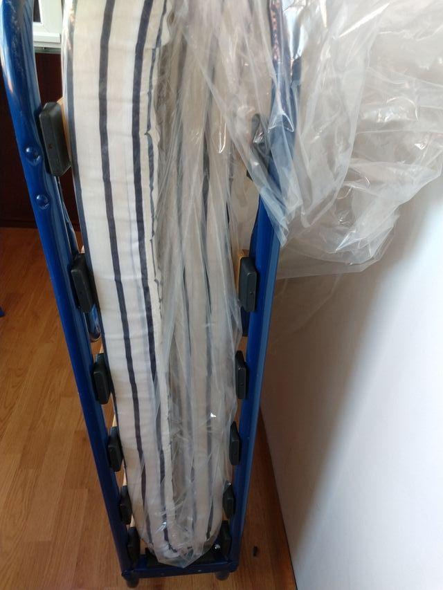 Camita plegable Ikea