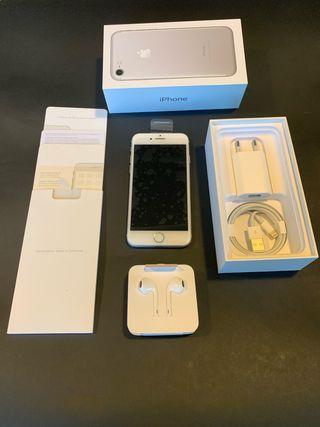 iPhone 7 128GB COMPLETO perfecto funcionamiento