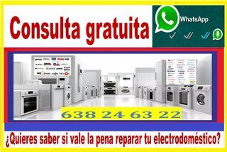 Técnico Reparación electrodomésticos