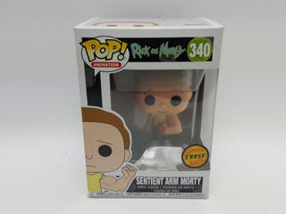 Figura Funko Sentient Arm Morty Chase 340 N 97073