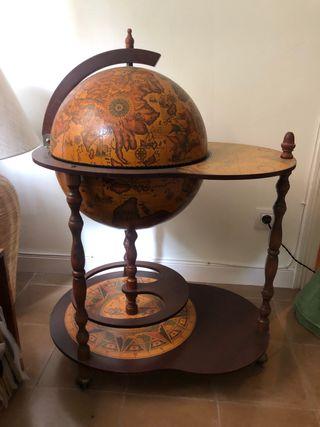 Mueble bar Antiguo