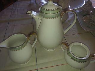 3 piezas vintage porcelana