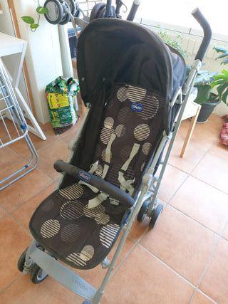 Silla paseo bebé, marca chico