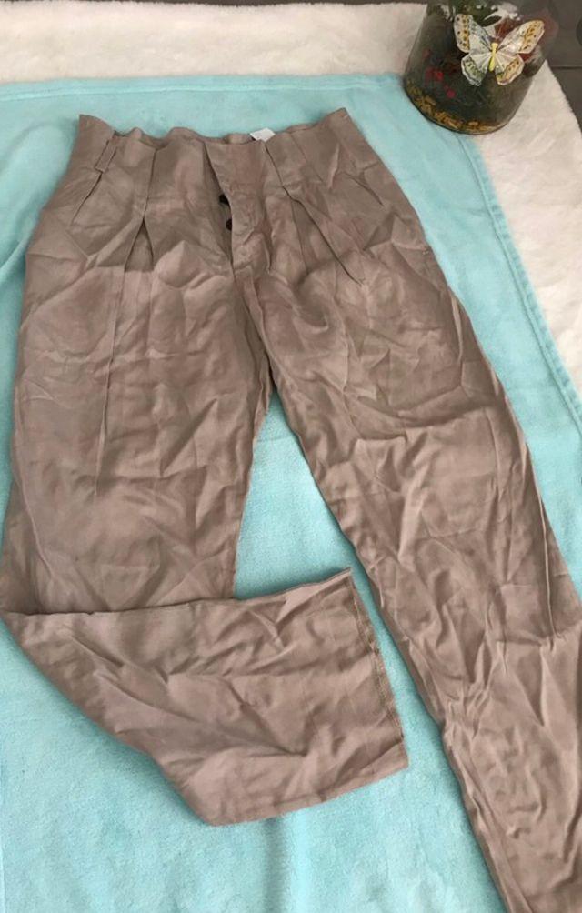pantalón talla alta
