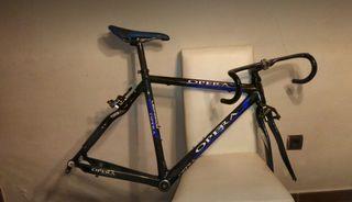 cuadro bicicleta carretera