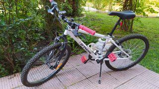 Bicicleta Rockrider 300 BTWIN 8-12 años