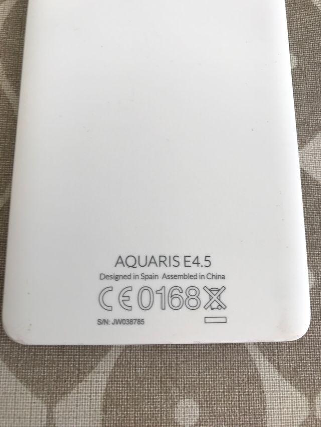 Bq AQUARIS E4.5