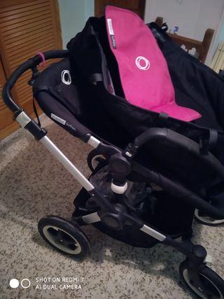 se vende carrito de bebe