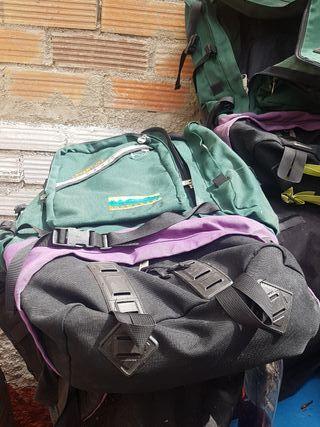 mochilas de montaña