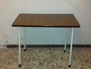 silla mesa vintage