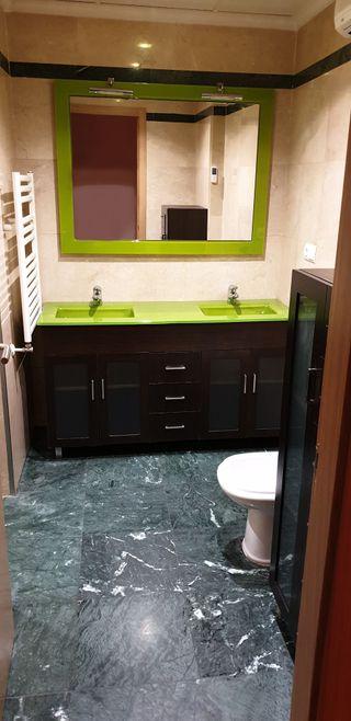 Mueble/Lavabos/Espejo