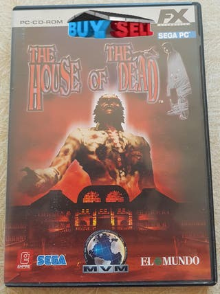 THE HOUSE OF THE DEAD PC