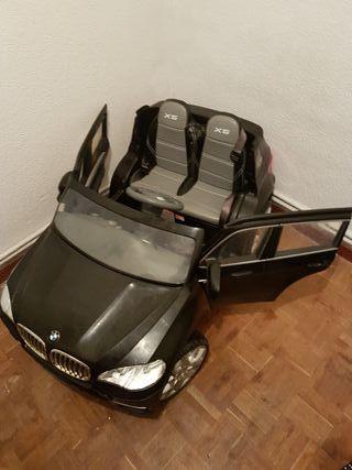 coche eléctrico BMW