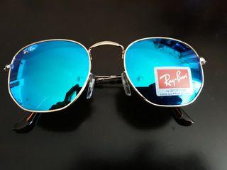Gafas de sol Rayban. Hexagonal.