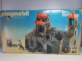 Antiguo Castillo Playmobil System 3450 Fortaleza