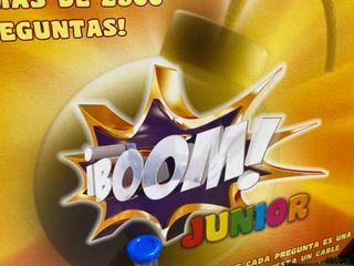 Juego de mesa boom junior