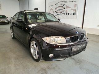 BMW 120d Techo/Cuero/Xenon