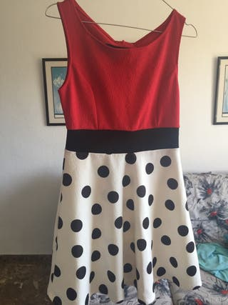Vestido para salir estilo años 50'