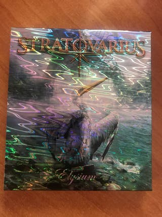 Cd Metal Stratovarius
