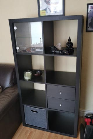 ikea display unit