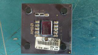 Procesador AMD K7 1000 BUS 266 Mhz