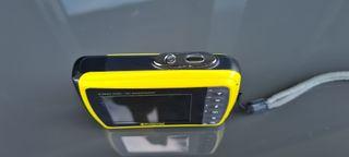 cámara acuática Polaroid