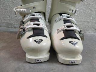 Botas de esquí Roxy talla 24.5