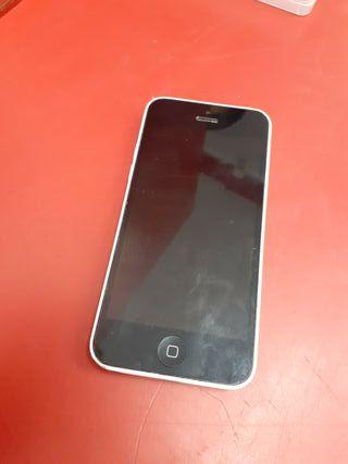 iphone 5c para piezas