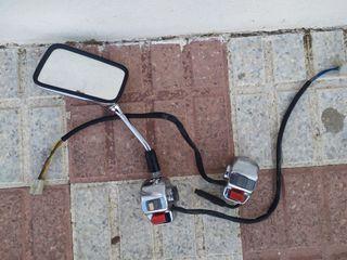 mandos de luces