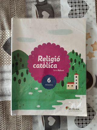 RELIGIO 6 PRIMARIA Rabuni G.Promotor