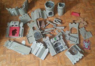 piezas sueltas castillo playmobil