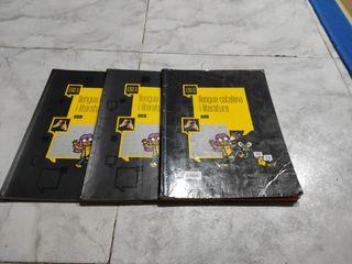 Libros de catalan - tercero