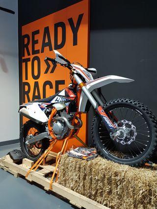 KTM 250cc EXCF SIX DAYS