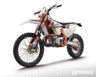 KTM 250cc SIX DAYS TPI