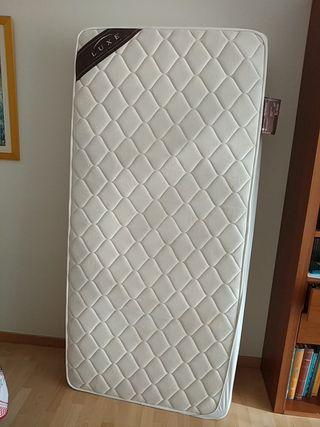 Colchón viscoelástica 90-190 cm