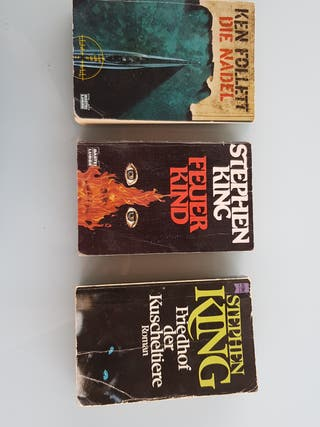 Ken Follett / Stephen King