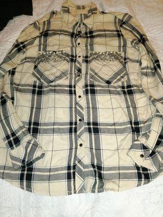 Camisa Stradivarius talla M