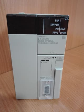 CS1H-CPU64H OMRON - CPU CONTROLADOR PROGRAMADOR