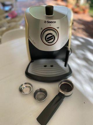 Cafetera Espresso SAECO Ninaplus
